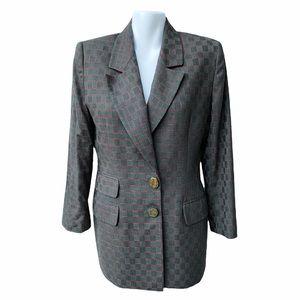 Christian Dior Vintage Oversized Blazer Coat